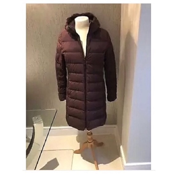 e044dd53907 $99 Uniqlo Women's Ultra Light Down Puffer Coat. M_5cb9af87969d1f5c25f9bb0a